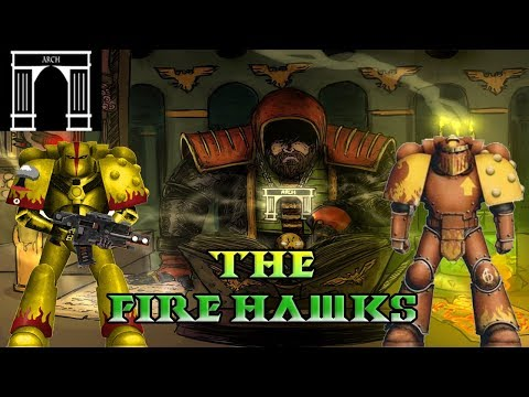 The Fire Hawks! of The Cursed Founding,