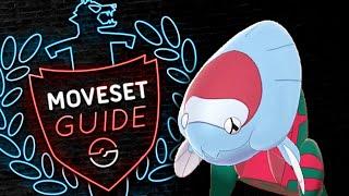 How to use DRACOVISH! Dracovish Moveset Guide! Pokemon Sword and Shield! ⚔️🛡️ by PokeaimMD