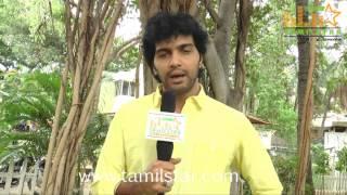 Vinay at Aayirathil Iruvar Movie Press Meet