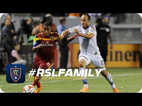 Video: HIGHLIGHTS: Real Salt Lake at LA Galaxy - March 8, 2014