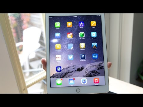 new ipad review - The TechCrunch review of the new faster, sleeker and beter iPad Air 2 from Apple. The new iPad air packs a better camera and beefier internals, including an A8X processor that improves on the...