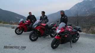 2. Middleweight Intermediate Sportbike Shootout