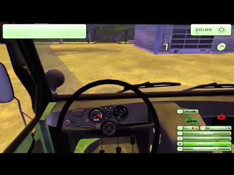 Unimog U 84 406 series v1.1 fix Sounds
