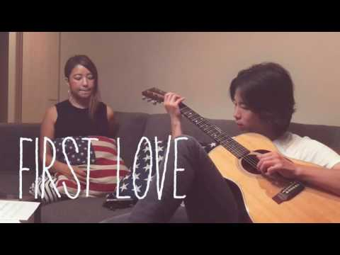 , title : 'First Love / 宇多田ヒカル (covered by Lydia)'