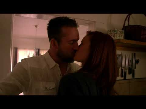 Cassidy Freeman - Longmire 6x9: Pt 2 | Cady Kisses Zach, asks Walt to hire Zach