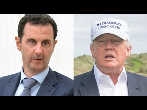 Video Trump on Syria: 'Something should happen' download in MP3, 3GP, MP4, WEBM, AVI, FLV January 2017