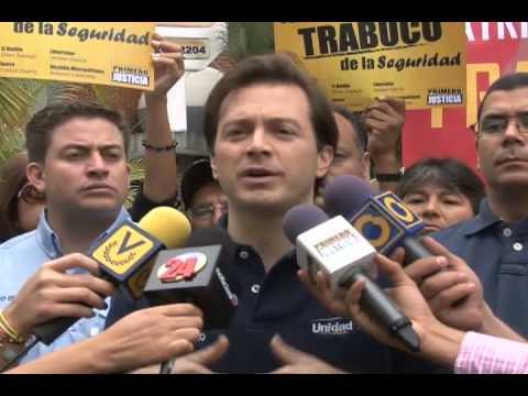 """Primero Justicia: El Plan """"Patria Segura"""" fracasó"""
