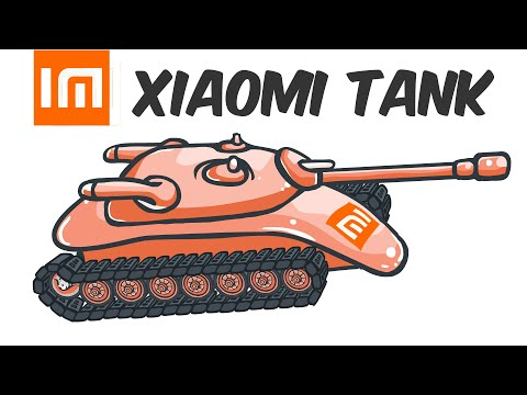 Сяоми новый китайский танк - Истории танкистов. Приколы world of tanks. Танки мультики.