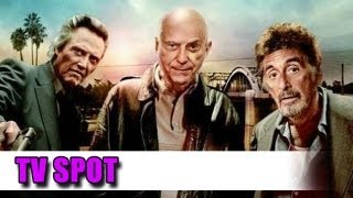 Stand Up Guys? First Tv Spot - Al Pacino, Christopher Walken&Alan Arkin