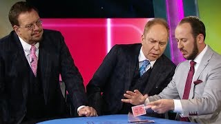 Video Penn & Teller Fool Us: Kostya Kimlat's IMPOSSIBLE Card Trick // Season 5 MP3, 3GP, MP4, WEBM, AVI, FLV Juni 2019