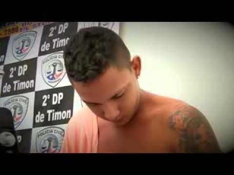 Jovem é preso com munições e objetos roubados em Timon-MA