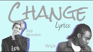 Video Rap Monster & Wale - 'Change' [Eng Lyrics] MP3, 3GP, MP4, WEBM, AVI, FLV April 2018
