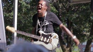 """Video Eric Gales - """"Voodoo Child/Kashmir/Back in Black/Für Elise (Beethoven)"""" (Live at the 2017 DIGF) MP3, 3GP, MP4, WEBM, AVI, FLV Agustus 2018"""