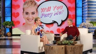Video 'Will You Perry Me?' with Katy Perry MP3, 3GP, MP4, WEBM, AVI, FLV Maret 2018