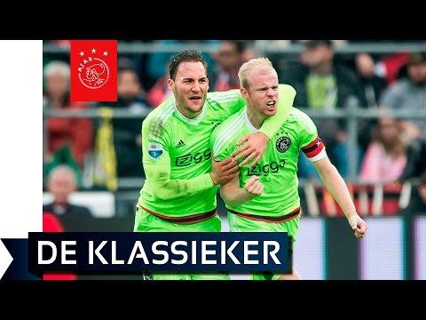 De laatste 5 edities van Feyenoord - Ajax