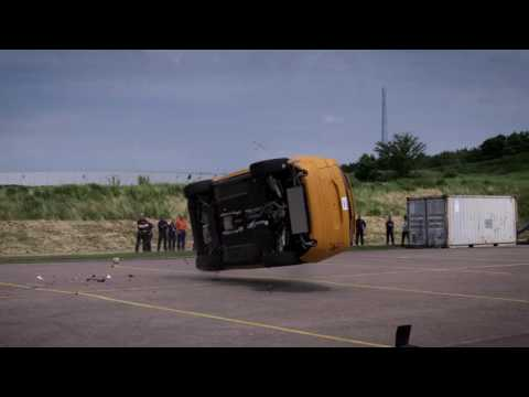 Volvo XC60 - Crash Test