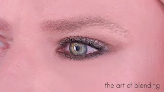 THE ART OF EYESHADOW BLENDING by Wayne Goss