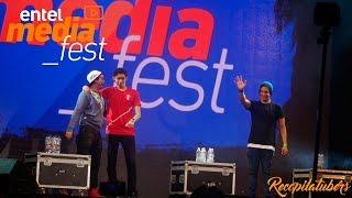 Divertido y espectacular show de Fernanfloo en Perú para el Entel Media Fest Perú!, La botella Challenge, Geometry Dash y mucho más!. Si te gusto el vídeo y te divirtió te agradecería mucho dejar tu Pulgar Arriba!!.Mi facebook: https://www.facebook.com/recopilatubersFuente del vídeo: https://www.facebook.com/Studio92Radio