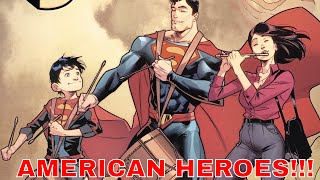 Superman, Lois Lane & Jonathan take a road trip across America. They give a tour of a few of America's Historical landmarks in one of the only America positive books i have ever read.Patreon Pagehttps://www.patreon.com/ilovecomics?alert=2TWITTER :  https://twitter.com/EnglentineVID.ME :  https://vid.me/EnglentineFACEBOOK : https://www.facebook.com/groveofenglentine/Wednesday :  New book and Back Issue Haul videos.Just showing off every new book released, as well as the back issues I was able to find on ebay , in the comic shop , or at garage sales.Thursday :  I love comicsA celebration of why I love or a series or issue I love in comic booksFriday : Having fun with Superhero Movies and Or Video GamesSaturday : Marvel Vs. DCsummarizing the comics that came out the last week , to see who really rules the roost.Sunday : Free Play. Could be another video made for an established topic, or a new idea. Monday : If I wrote A re-imagining of established characters , plot points , stories or movies.Tuesday : Career In Comic Book Covers Take a character, a team or an artist and show every or close to every comic book cover they are on or worked on.IN THE GROVE OF ENGLENTINE HAS NEW VIDEOS EVERY DAY RELATING TO COMIC BOOKS , MOVIES, MUSIC, VIDEO GAMES & SOMETIMES POLITICS. PLEASE CHECK US OUT. DON'T FORGET TO SUBSCRIBE & SHARE, & CHANGE NOTIFICATIONS TO RECEIVE NEW CONTENT