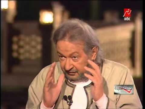 نور الشريف: لا أغار من عادل إمام ولا أحمد زكي