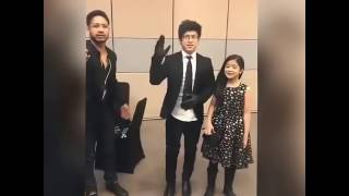 Video REZA OKTOVIAN 'DANCE BATTLE' With RANZ KYLE & NIANA GUERRERO MP3, 3GP, MP4, WEBM, AVI, FLV Juli 2018