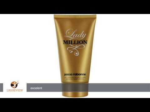 PACO RABANNE LADY MILLION by Paco Rabanne:BODY LOTION 5 OZ | Review/Test