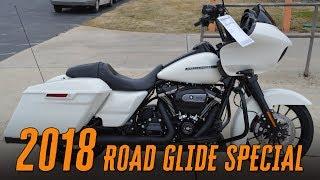 9. 2018 Harley-Davidson FLTRXS - Road Glide Special Greensboro, Winston-Salem, Raleigh, Charlotte