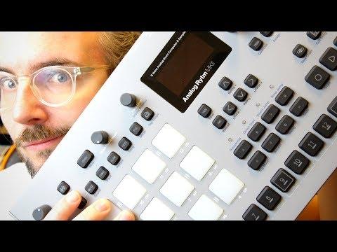 Review of Analog Rytm MK2 – The Best Drum Machine?