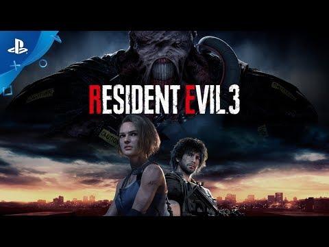 Trailer d'annonce de Resident Evil 3