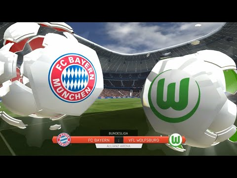 FC Bayern Munich 2-2 VfL Wolfsburg | HD full goals Highlight | Germany 22/09/2017