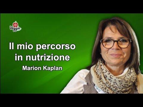 """""""il mio percorso in nutrizione"""": marion kaplan!"""