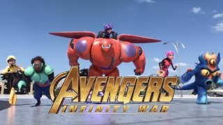 Video Avengers: Infinity War (Disney/Pixar style) MP3, 3GP, MP4, WEBM, AVI, FLV September 2018