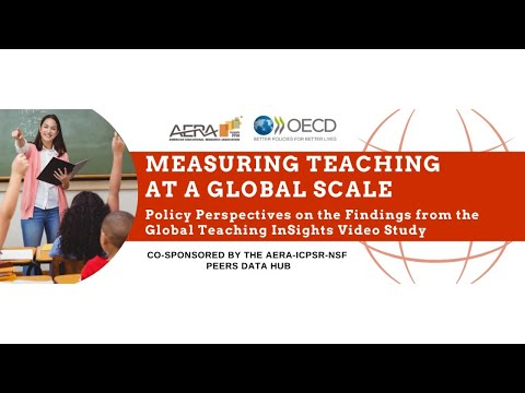 Measuring Teaching at a Global Scale—Policy Perspectives on the Global Teaching InSights Video Study