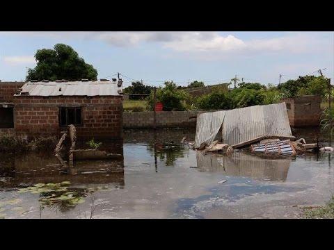 Maputo démolit ses quartiers inondables