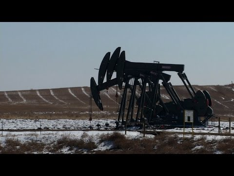 Crude oil brings boom times and safety concerns to North Dakota