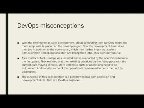 Docker for Beginners - DevOps Misconceptions