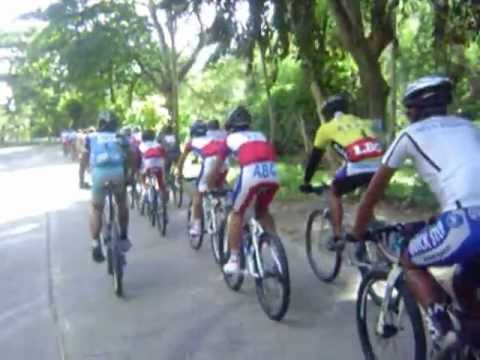 mountainbike race (TALISAY to TUBURAN and back)