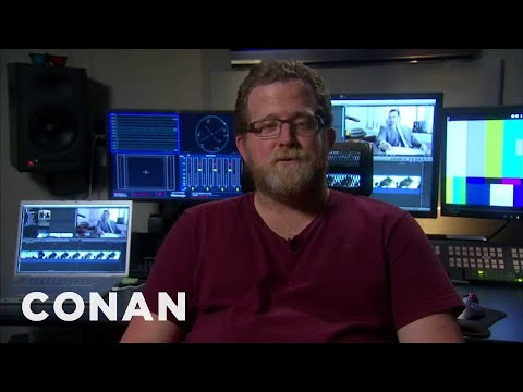 Conan Supports Apples Final Cut Pro X