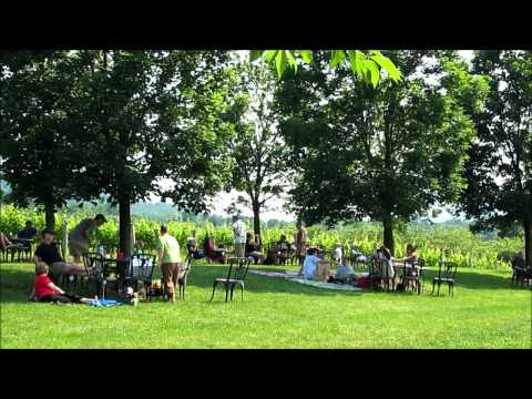 Breaux Winery & Vineyards - Video Tour - Purcellville Virginia, USA