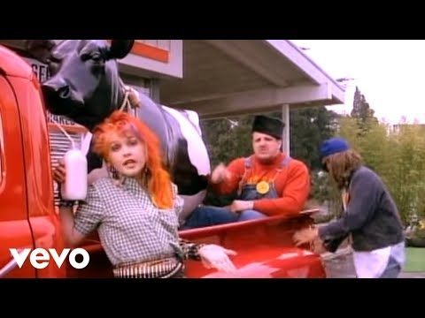 Cyndi Lauper – The Goonies 'R' Good Enough