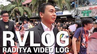 Video RVLOG - FILM GUE MASUK OKINAWA FILM FESTIVAL! MP3, 3GP, MP4, WEBM, AVI, FLV Mei 2017