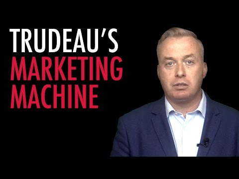 Countering Justin Trudeau's perpetual marketing machine