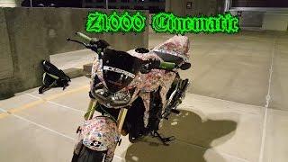 10. 2004 Kawasaki Z1000 Cinematic