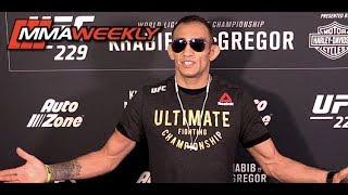 Video Tony Ferguson Lashes Out Against the Press, UFC, Conor McGregor and Khabib  (UFC 229) MP3, 3GP, MP4, WEBM, AVI, FLV Oktober 2018