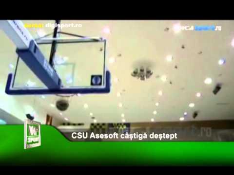 CSU Asesoft câștigă deștept
