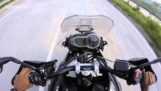 8. Triumph Tiger Top speed 211KMPH