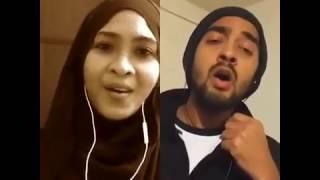 Tum Hi Ho | AASHIQUI 2 | Cover By Siti Nordiana & Boros Screen
