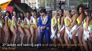 Nonton Heat is REAL at Miss BumBum 2018 Contest in Brazil Film Subtitle Indonesia Streaming Movie Download