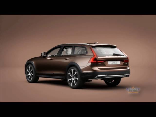 2017 Volvo V90 Cross Country Presentation