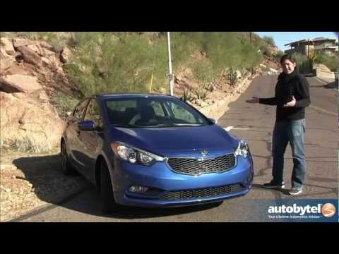 2014 Kia Forte Sedan Video Review